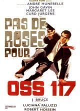 PAS DE ROSE POUR OSS 117 - Poster