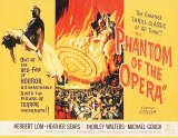 PHANTOM OF THE OPERA, THE Poster 1