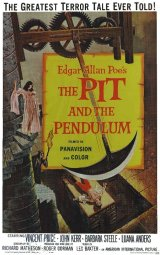 PIT AND THE PENDULUM, THE Poster 1