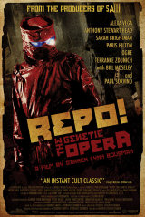 REPO! THE GENETIC OPERA - Poster