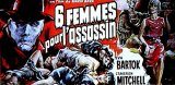 SEI DONNE PER L'ASSASSINO Poster 1