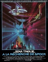 STAR TREK III : THE SEARCH FOR SPOCK Poster 1