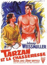 TARZAN AND THE HUNTRESS Poster 1