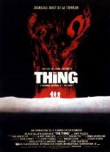 THING, THE Poster 1