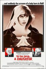 TO THE DEVIL A DAUGHTER - Poster