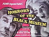 THE HORRORS OF THE BLACK MUSEUM