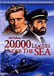 20000 LEAGUES UNDER THE SEA DVD Zone 1 (USA)