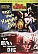 BEAST FROM HAUNTED CAVE DVD Zone 1 (USA)