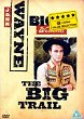 THE BIG TRAIL DVD Zone 2 (Angleterre)