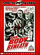 THE BODY BENEATH DVD Zone 1 (USA)
