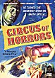CIRCUS OF HORRORS DVD Zone 1 (USA)