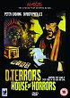 DR. TERROR'S HOUSE OF HORRORS DVD Zone 2 (Angleterre)