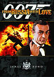 FROM RUSSIA WITH LOVE DVD Zone 1 (USA)