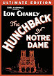 THE HUNCHBACK OF NOTRE DAME DVD Zone 1 (USA)