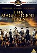 THE MAGNIFICENT SEVEN DVD Zone 2 (Angleterre)