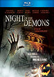 NIGHT OF THE DEMONS Blu-ray Zone A (USA)