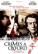 THE OXFORD MURDERS DVD Zone 2 (France)