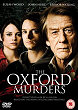THE OXFORD MURDERS DVD Zone 2 (Angleterre)