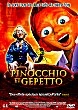 THE NEW ADVENTURES OF PINOCCHIO DVD Zone 2 (France)