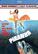 PIRANHA Blu-ray Zone A (USA)