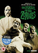 THE PLAGUE OF THE ZOMBIES Blu-ray Zone B (Angleterre)