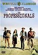 THE PROFESSIONALS DVD Zone 2 (Angleterre)