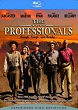 THE PROFESSIONALS Blu-ray Zone A (USA)