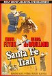 SANTA FE TRAIL DVD Zone 0 (USA)