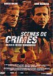 SCENES DE CRIMES DVD Zone 2 (France)