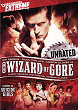 THE WIZARD OF GORE DVD Zone 1 (USA)