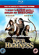 YOUR HIGHNESS Blu-ray Zone B (Angleterre)