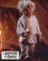EWOK ADVENTURE, THE Lobby card